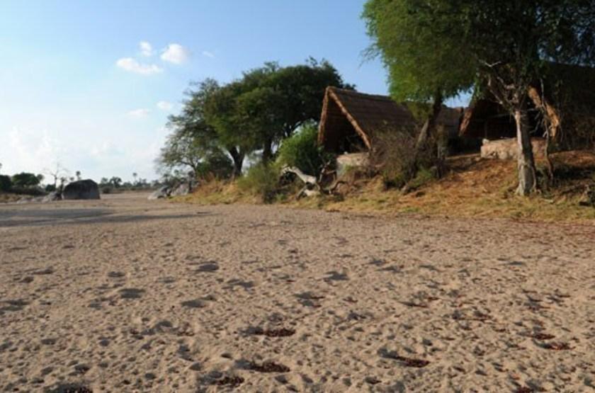 Mwagusi safari Camp, Ruaha, Tanzanie, extérieur