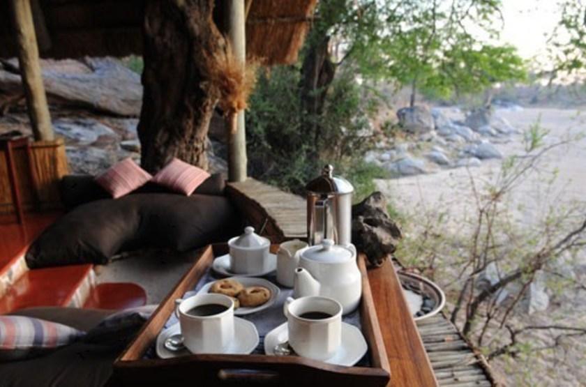 Mwagusi safari Camp, Ruaha, Tanzanie