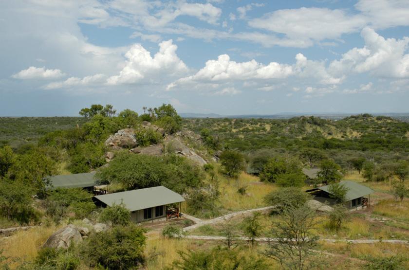 Mbuzi Mawe Camp, Serengeti, Tanzanie, extérieur
