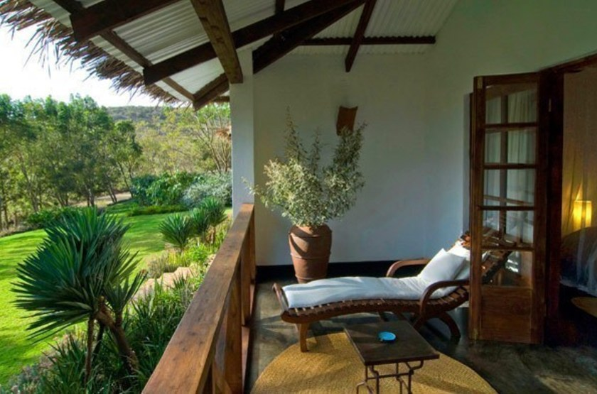 Plantation lodge   karatu   balcon slideshow