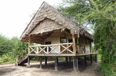 Roika tarangire tented camp   tente listing