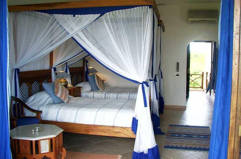 Bluebay Beach Resort & Spa, Kiwengwa, Zanzibar, chambre