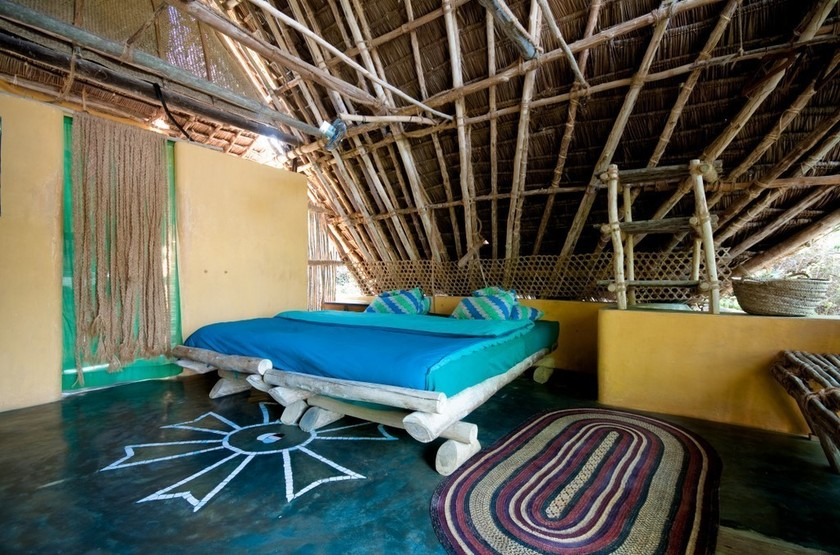 Chumbe Island Coral Park, Ile privée, Zanzibar, chambre