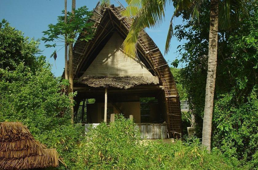 Chumbe Island Coral Park, Ile privée, Zanzibar, bungalow
