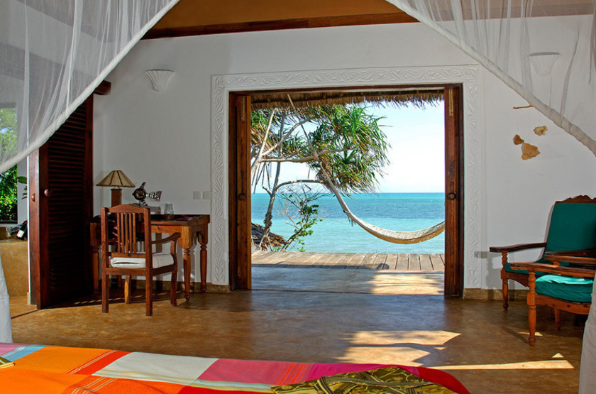Fumba Beach Lodge, Menai Bay, Zanzibar, chalet