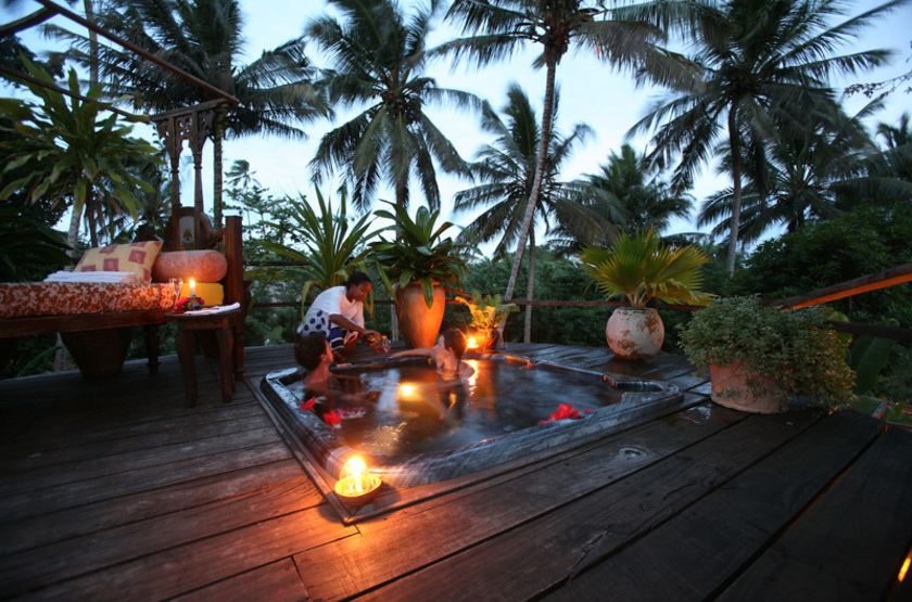 Fumba Beach Lodge, Menai Bay, Zanzibar, Spa