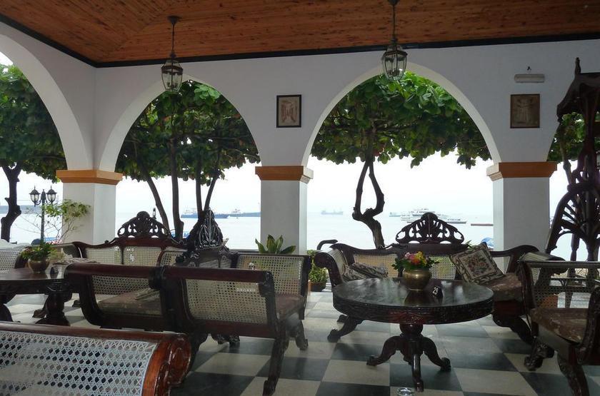 Tembo House, Stone Town, Zanzibar, bar