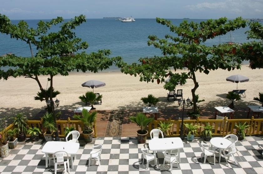 Tembo House, Stone Town, Zanzibar, plage