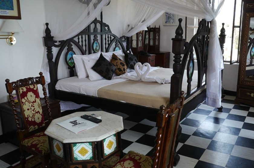 Tembo house chambre slideshow