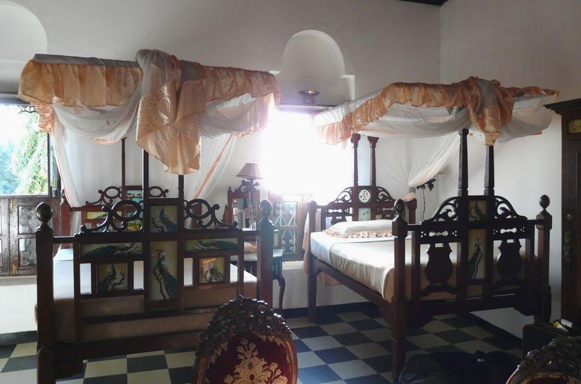 Tembo House, Stone Town, Zanzibar, chambre twin