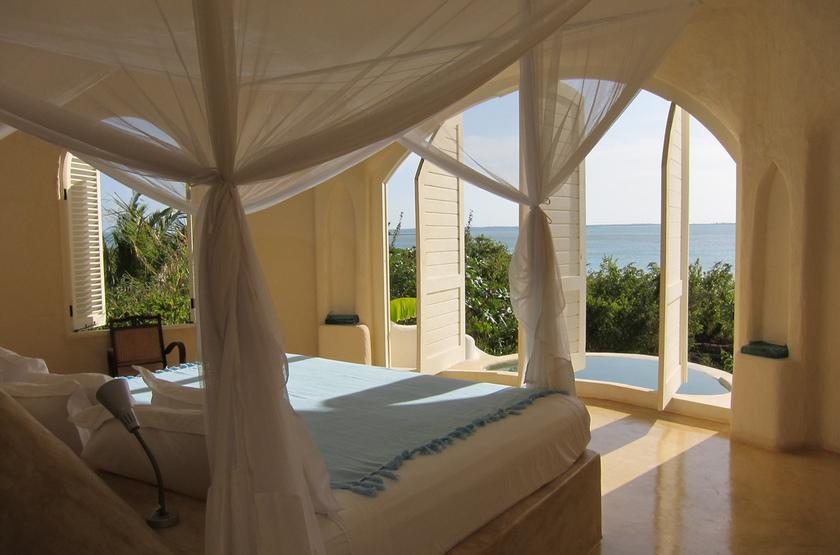 Kilindi Hotel, Zanzibar, chambre
