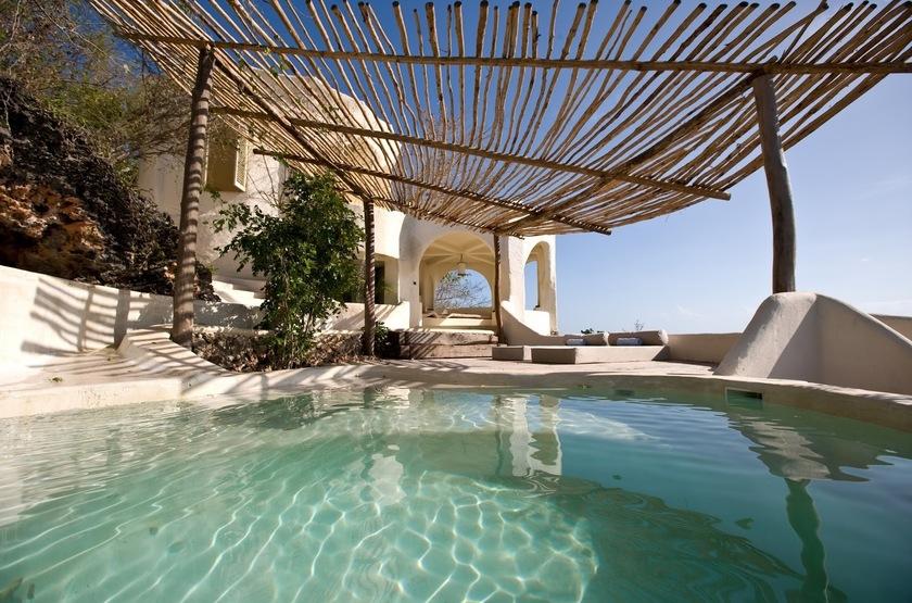 Kilindi Hotel, Zanzibar, piscine