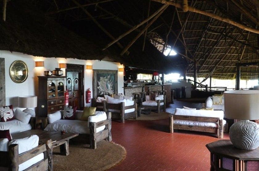 Ras Nungwi, Zanzibar, salon