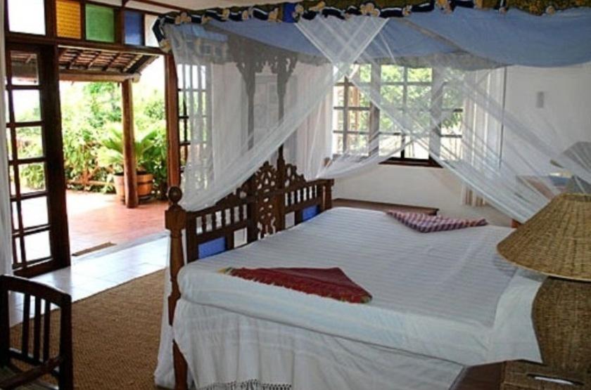 Ras Nungwi, Zanzibar, chambre
