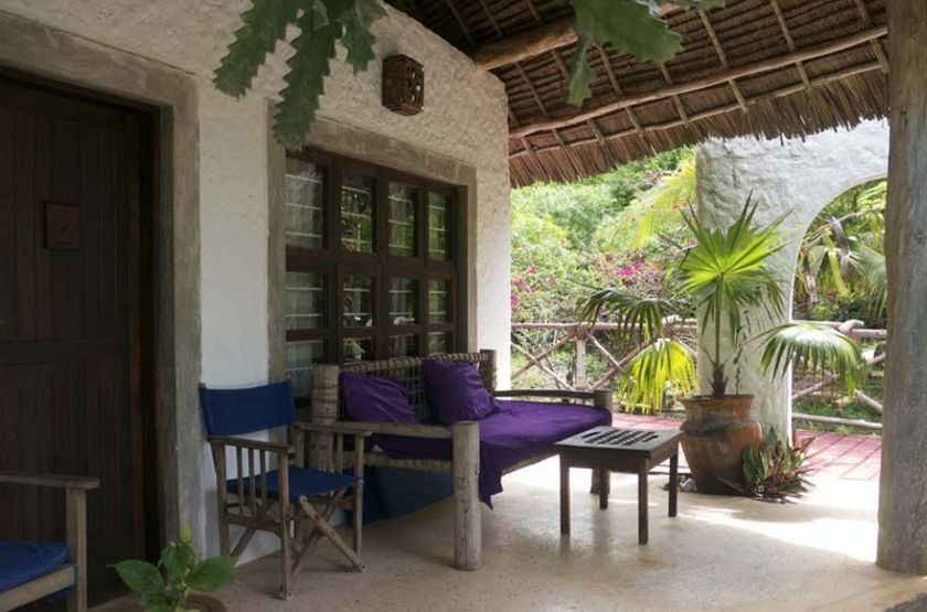 Shooting star lodge   zanzibar   terrasse slideshow