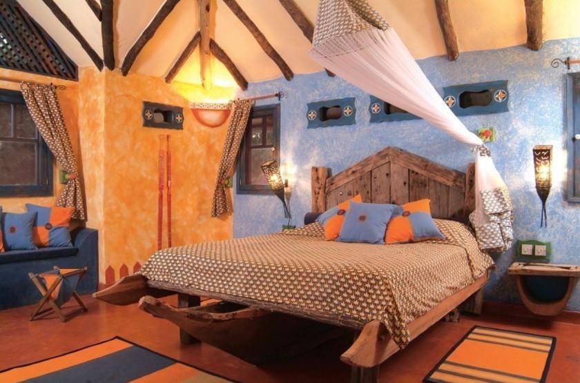 Bawe Tropical Island, Zanzibar, chambre