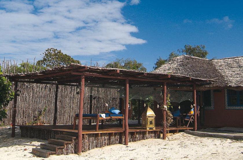 Bawe Tropical Island, Zanzibar, bungalow