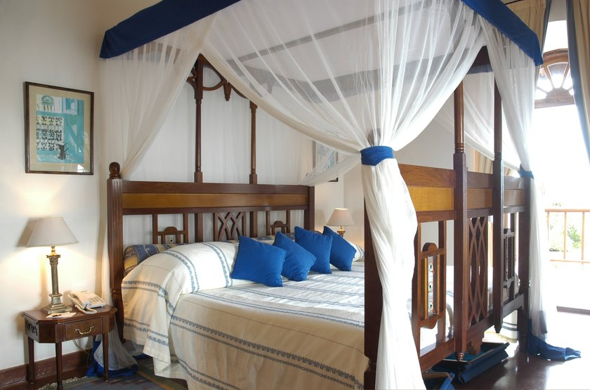 Zanzibar Serena Inn, Stone Town, Zanzibar, chambre