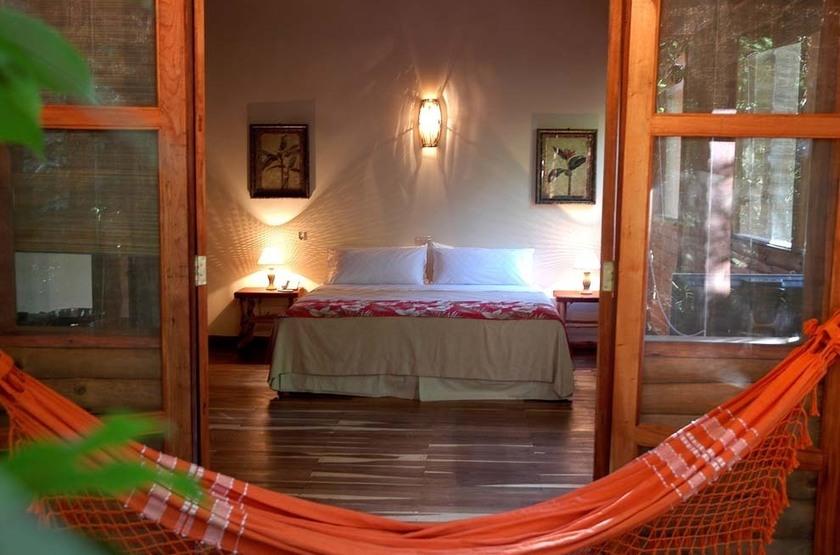La Aldea de la Selva Lodge, Iguazu, Argentine, chambre