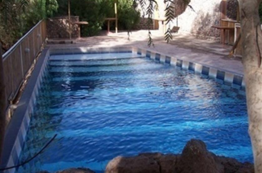 Casa de Don Tomas, San Pedro de Atacama, Chili, piscine