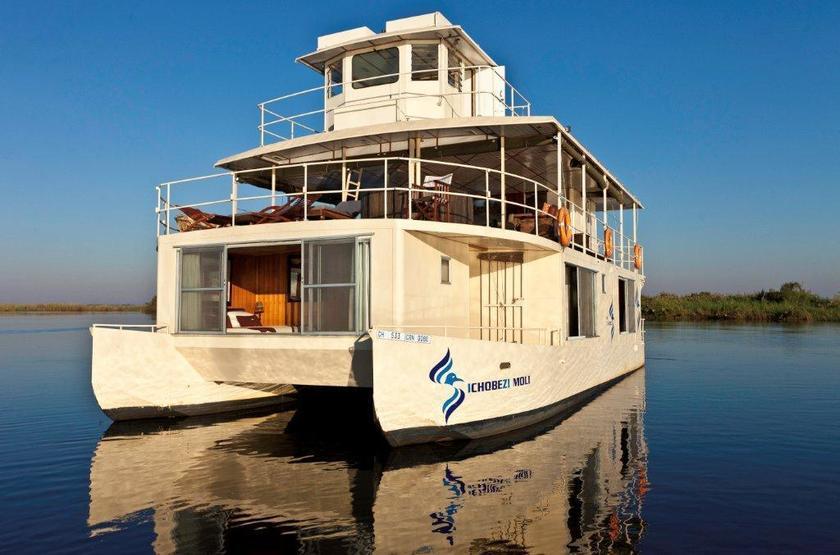 Chobe Princess, rivière de Chobe, bateau