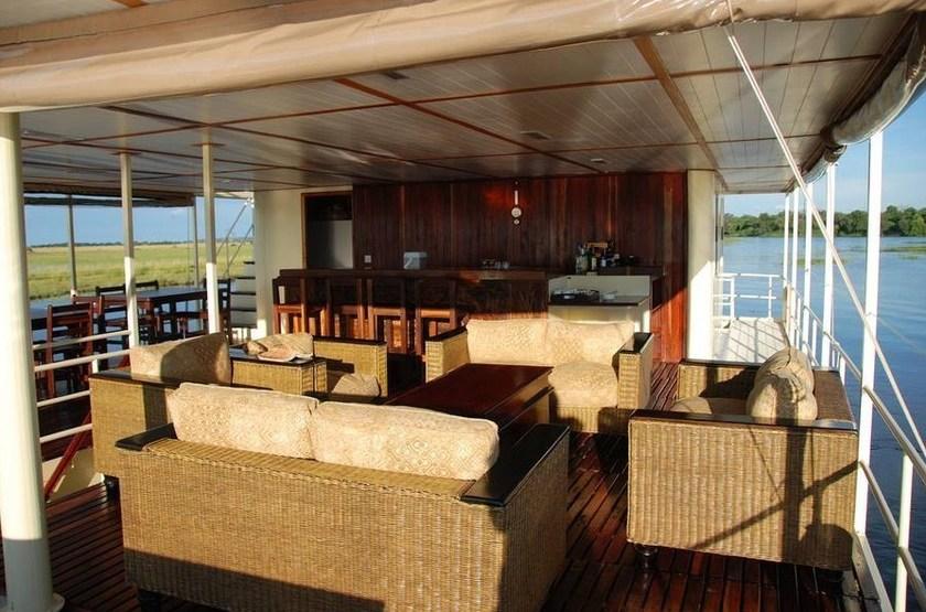 Ichibezi safari houseboat salon slideshow