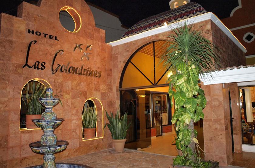 Hotel Las Golondrinas, Playa Del Carmen, Mexique, extérieur