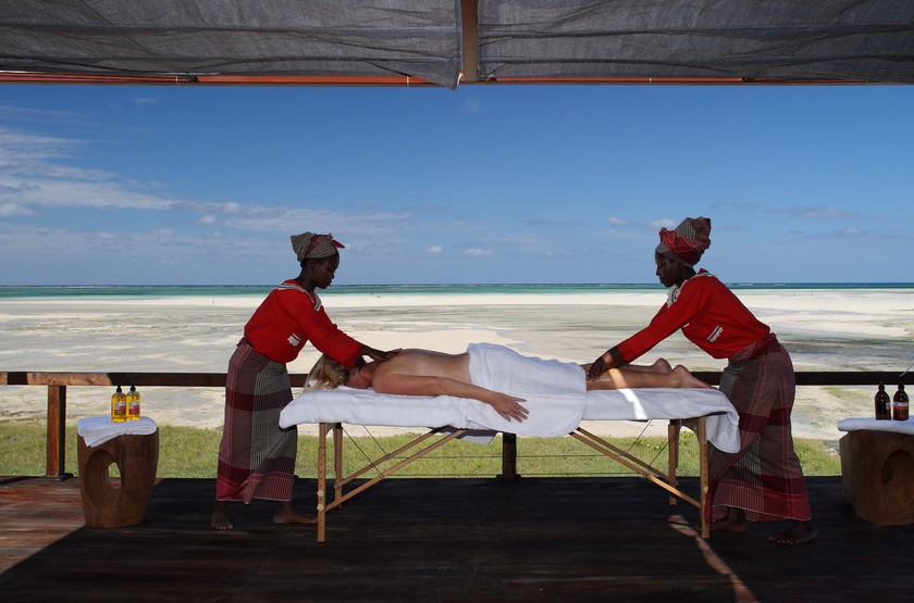Coral Lodge, Reserve de Varanda, Mozambique, spa