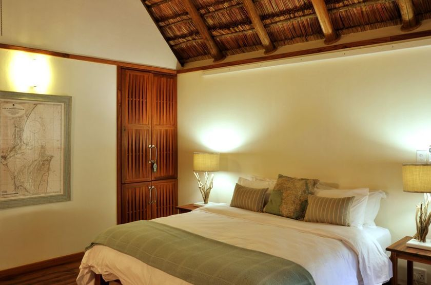 Machangulo beach lodge   maputo bay mozambique   chambre3 slideshow