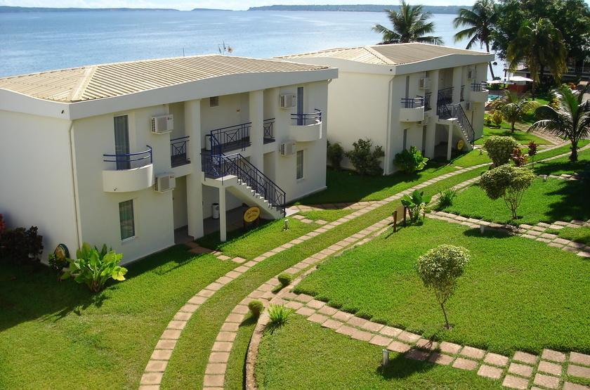 Allamanda hôtel, Diego Suarez, Madagascar, emplacement
