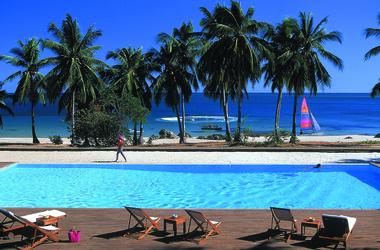 Anjajavy   madagascar   piscine vue mer listing