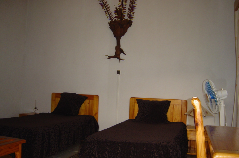 Centrest ranomafana madagascar   chambre twin slideshow