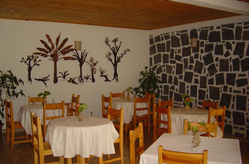 Centrest Sejour Hotel, Ranomafana, Madagascar, restaurant