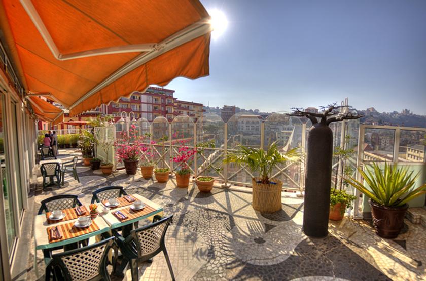 Hôtel Colbert Spa & Casino, Diego Suarez, Madagascar, restaurant