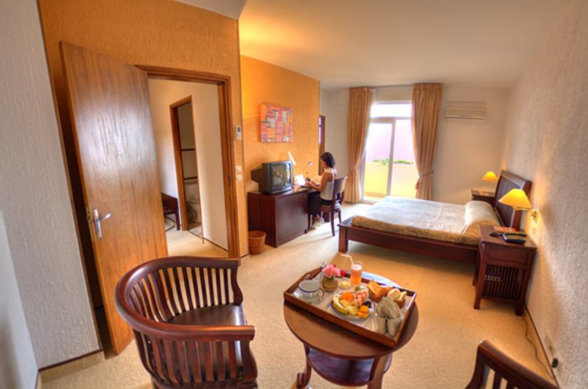 Hôtel Colbert Spa & Casino, Diego Suarez, Madagascar, chambre