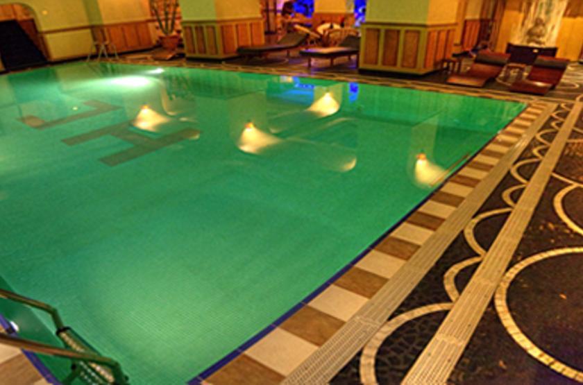Hôtel Colbert Spa & Casino, Diego Suarez, Madagascar, piscine