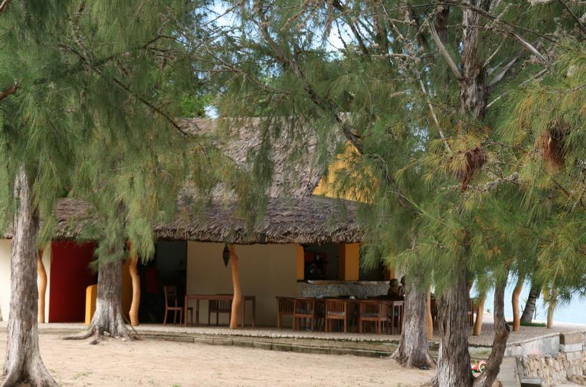 Les Dunes d'Ifaty, Tuléar, Madagascar, bar