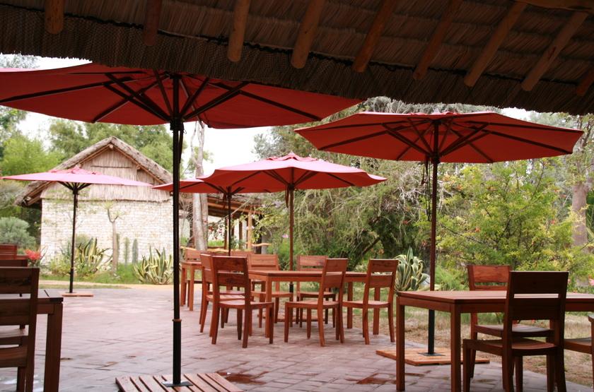 Dunes d ifaty   ifaty  madagascar   restaurant slideshow