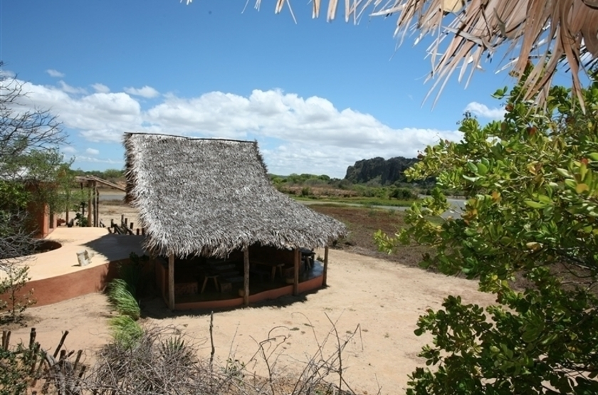 Iharana Bush Camp, Région de l'Ankarana, Madagascar, bungalow
