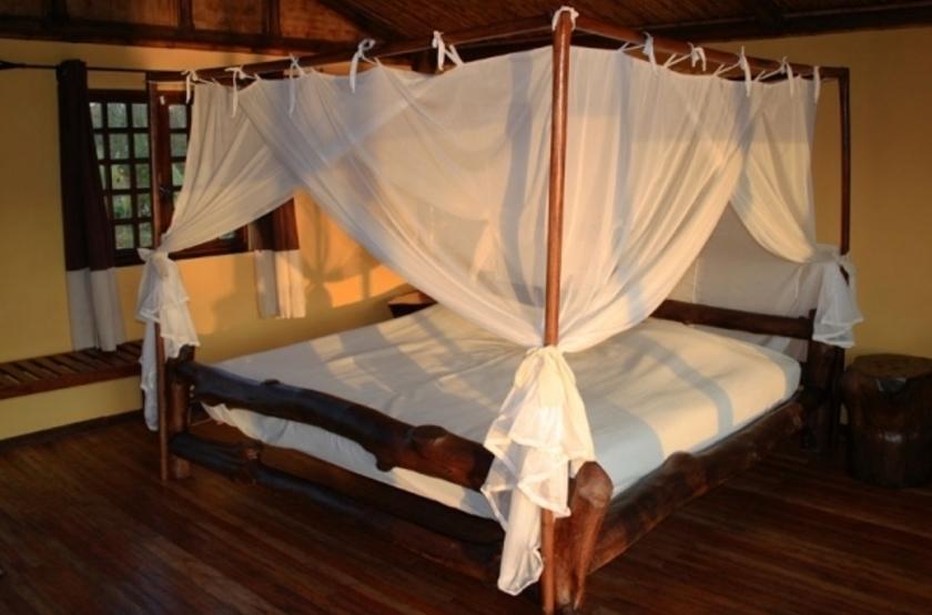 Lac Hôtel, Fianarantsoa, Madagascar, chambre