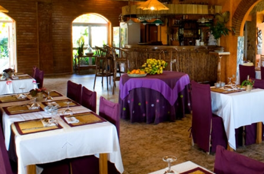 Lac Hôtel, Fianarantsoa, Madagascar, restaurant