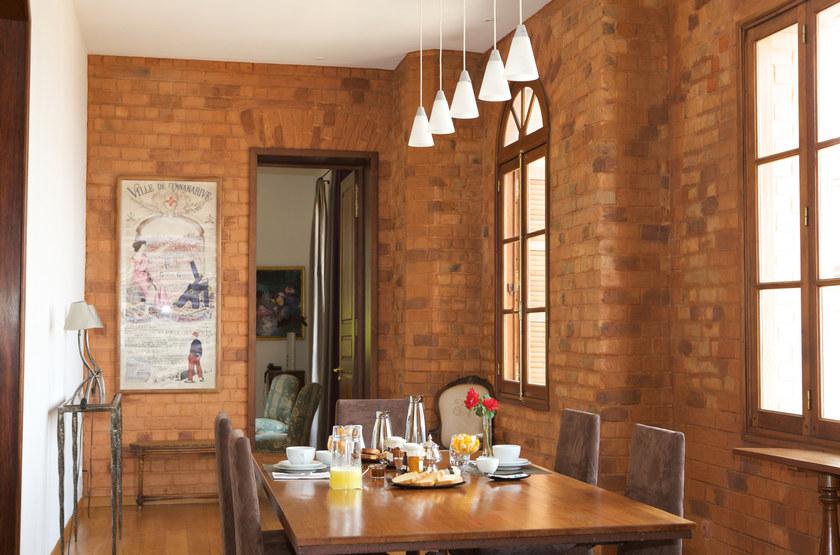 Maison Gallieni, Antananarivo, Madagascar, restaurant