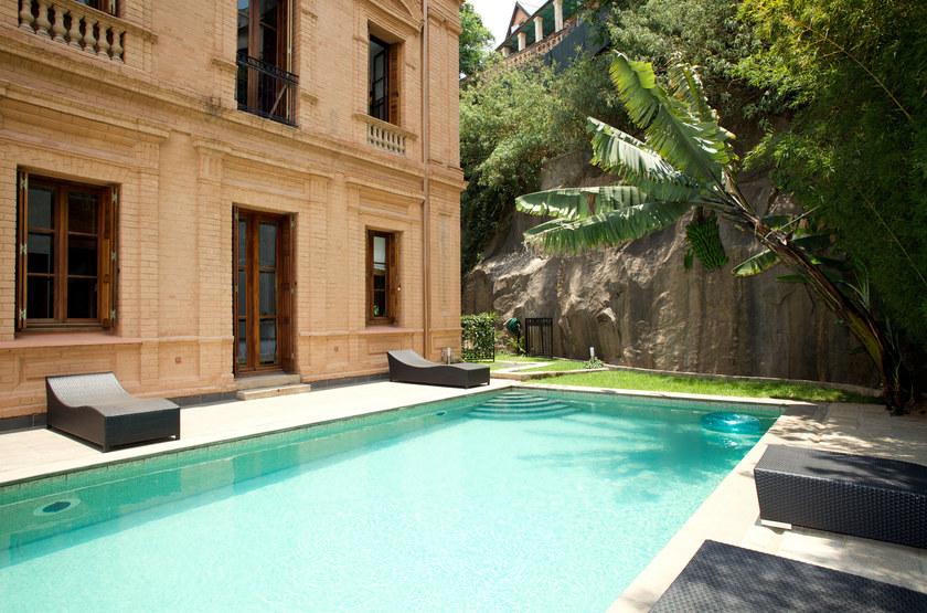 Maison Gallieni, Antananarivo, Madagascar, piscine