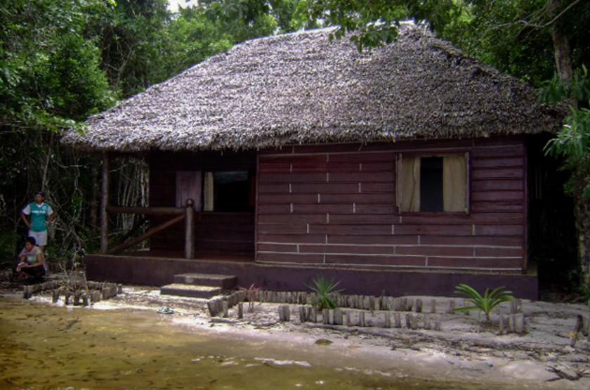 Ony Hôtel, Pangalanes, Madagascar, bungalow