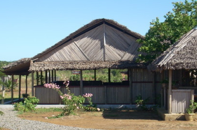 Relais de l'Ankarana, Diego Suarez, Madagascar, restaurant