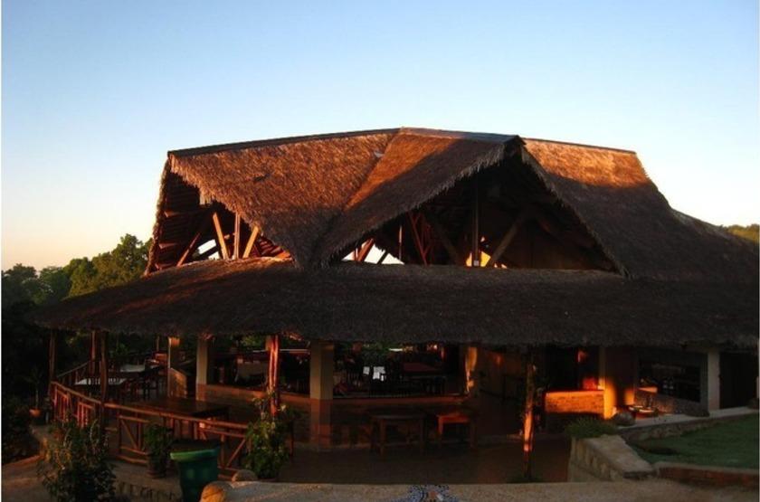 Relais des Tsingy, Bekopaka, Madagascar, restaurant