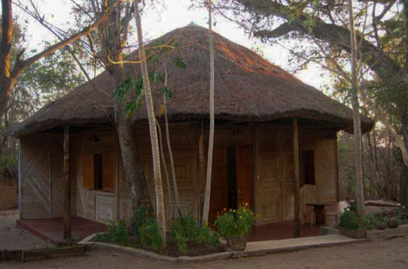 Relais des Tsingy, Bekopaka, Madagascar, bungalow