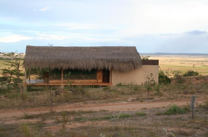 Satrana Lodge, Ranohira, Madagascar, chalet