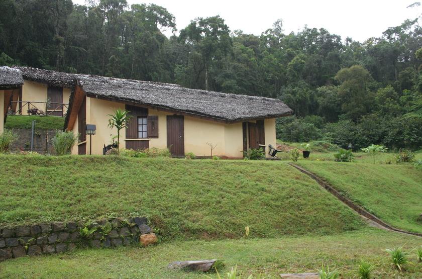 Setam Lodge, Ranomafana, Madagascar, bungalow