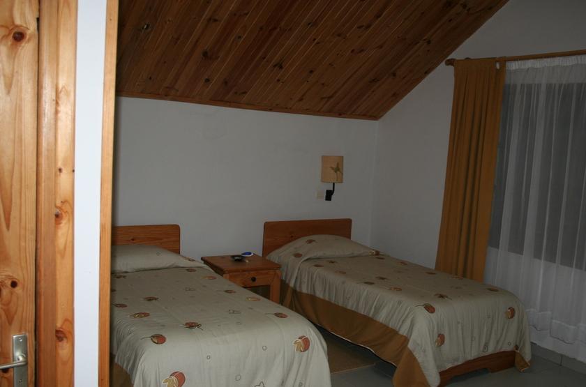 Setam Lodge, Ranomafana, Madagascar, chambre